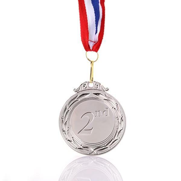 Champ Medal Awards & Recognition Medal AMD1006_Silver[1]